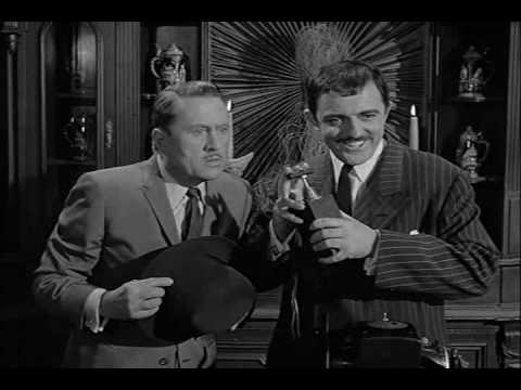 The Addams Family (1964) S01E01 - Train Crash Scene