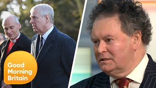 Will Prince Andrew Cooperate With the FBI? | Good Morning Britain
