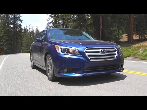 2016 Subaru Legacy - Review and Road Test