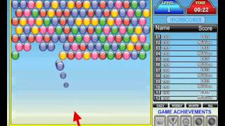 Bubble Shooter Unleashed Hra online a zdarma