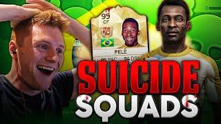 pele in suicide squads  fifa 16 ultimate team