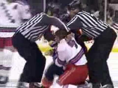 Andy Sutton vs. Brandon Dubinsky