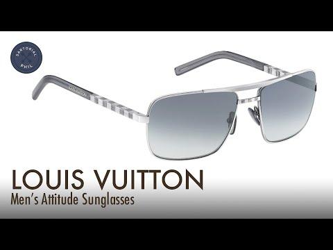 Louis Vuitton Men's Attitude Sunglasses Quick Review