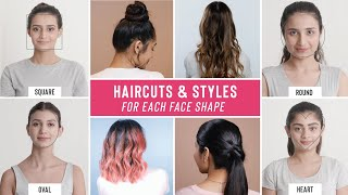 The Best Hairstyles & Cuts For Your Face Shape