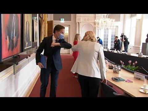 Συζητήσεις για τον σχηματισμό νέας κυβέρνησης υπό τον Ρούτε…