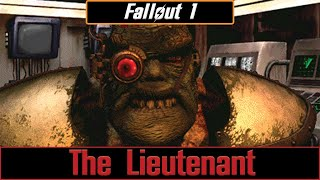 Fallout 1 The Lieutenant