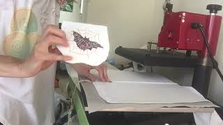How To Sublimate On Waffle Weave Kitchen Towels Tutorial