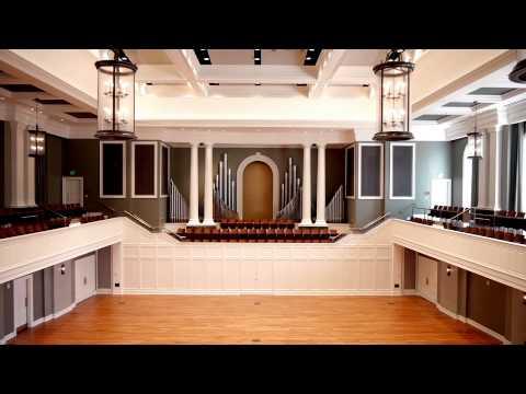 McAfee Concert Hall @ Belmont University