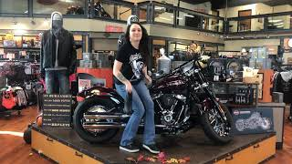 Open Road Harley-Davidson Boots Video