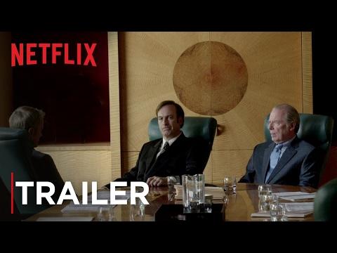 Video trailer för Better Call Saul | Series Trailer [HD] | Netflix