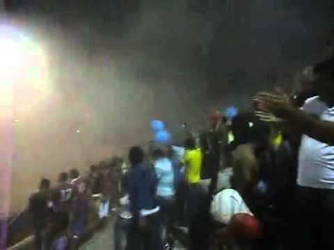 """UNION MAGDALENA - SALIDA"" Barra: Garra Samaria Norte • Club: Unión Magdalena"