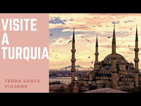 A exótica Turquia
