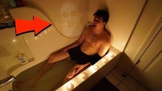 Holy Water Bath Tub Exorcism At 3am On Dk... (bad Idea...)