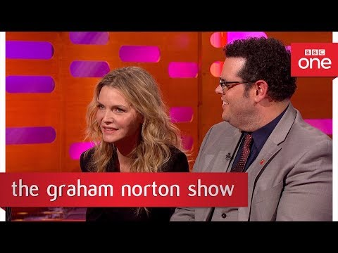 Michelle Pfeiffer on being mentioned in Uptown Funk - The Graham Norton Show: 2017 - BBC One