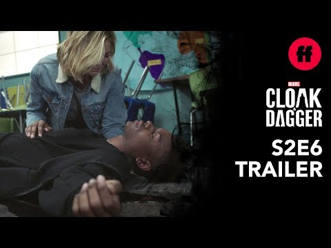 Marvel's Cloak and Dagger 2.06 (Preview)