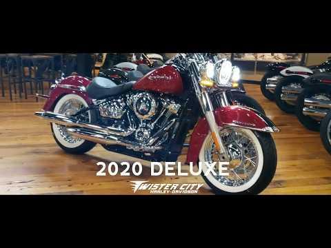 2020 Harley-Davidson® Deluxe : FLDE
