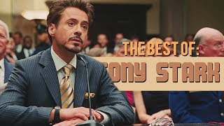 THE BEST OF MARVEL: Tony Stark