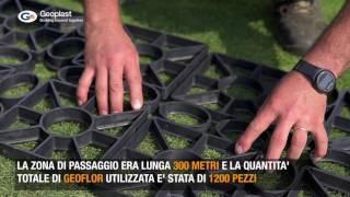 Parco Giardino Sigurtà ha scelto Geoflor per il passaggio della Mille Miglia