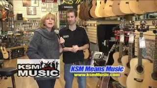 Music Logan Utah – KSM Means Music – teton guitars