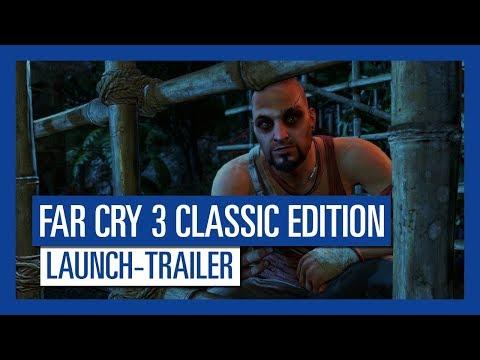 Ubisoft Far Cry 3 - Classic Edition (PS4, DE, FR, IT)