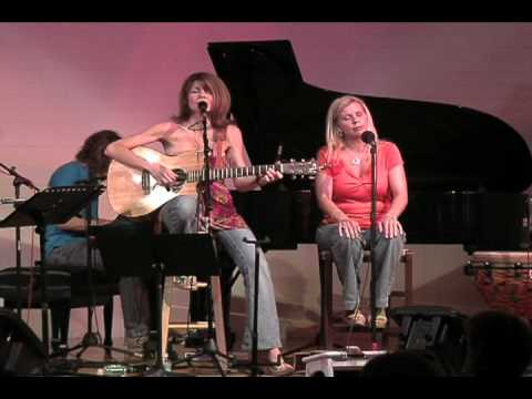 Frozen in Time LIVE from Carrie Rowan's CD Release