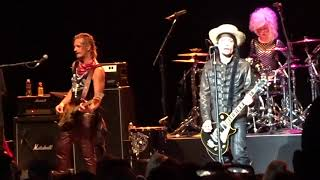 "Adam Ant ""Desperate But Not Serious"" Paramount Theater Denver CO 09-26-17"