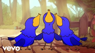 "Marley Family Releases Animated Video of ""Three Little Birds"""