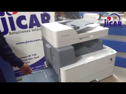 jicar Impresora Laser Canon IR-1435IF