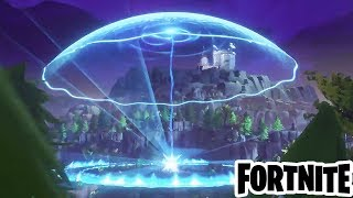 NUKING The Zombie Husks!  Fortnite Part 1 - The Beginning!  (Fortnite Save the World Part 1)
