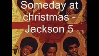 Someday at Christmas - Jackson 5