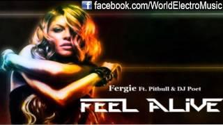 Fergie Feat. Pitbull - Feel Alive