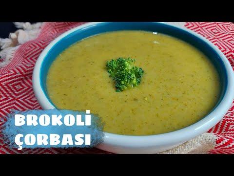 BROKOLİ ÇORBASI TARİFİ🥦Broccoli Carrot Soup ❗️ Broccoli soup cooking recipe