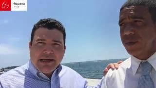 El rostro detrás del imitador de Obama: Gerardo Puso cuenta su experiencia
