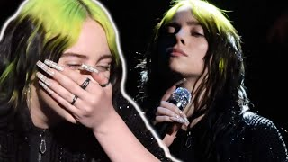 Billie Eilish Llora Tras Sentirse Odiada en BRIT Awards 2020