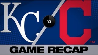 Tribe Score 3 In The 6th To Hold Of Royals | Royals-Indians Game Highlights 7/21/19