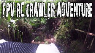 FPV RC Crawler Adventure