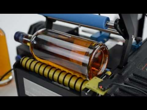 Chivas Regal   Instructional  006 BenchMAX Fully-Automatic Labeling Machine
