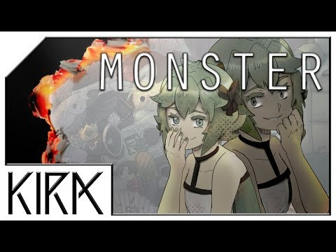 KIRA - MONSTER ft. GUMI English (Original Song)