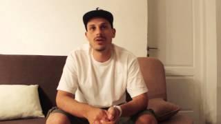 Evidence - Fresh Island Festival Interview   HHKMusic