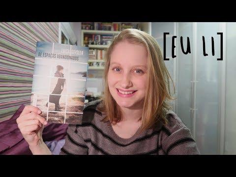 DE ESPAÇOS ABANDONADOS | Livros e mais #178