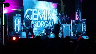 """Gemini Syndrome """"Stardust"""" LIVE at Radio 4 Relief show"""
