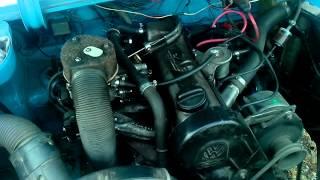 Запорожец с двигателем Volkswagen