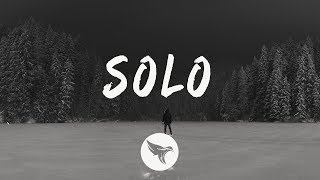Clean Bandit & Demi Lovato - Solo (Lyrics) Syn Cole Remix