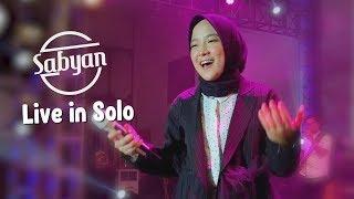 Deen Assalam   Sabyan Live Perfom Solo