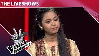 Neelanjana Ray Performs On Tujhse Naaraz Nahi Zindagi