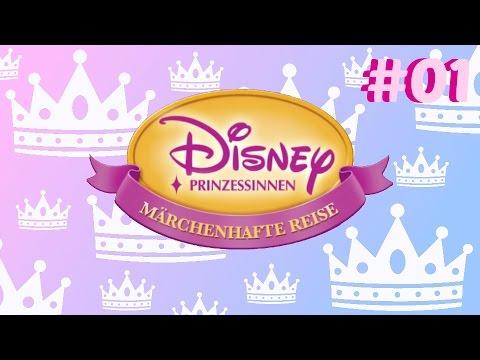 Disney Prinzessinnen – Märchenhafte Reise