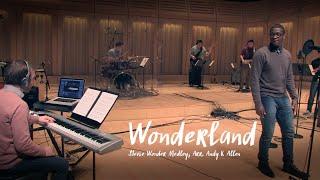 Wonderland - Stevie Wonder Medley   Tailored Sessions Cover