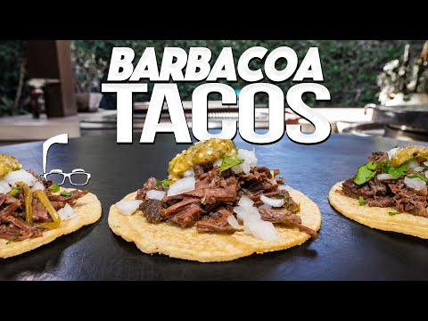 BARBACOA TACOS AT HOME | SAM THE COOKING GUY