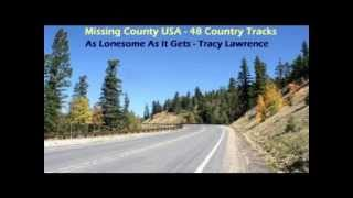 Tracy Lawrence   As Lonesome As It Gets (1997)