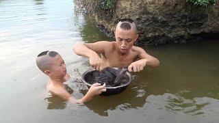 Cá Dọn Bể Nướng Siêu Cay - Đi Bơi Phát Hiện Ổ Cá Dọn Bể